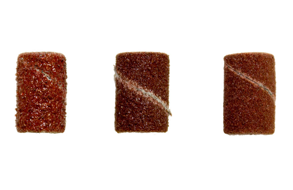 Schleifbänder 80/150/240 Grit - 100 Stück Packung