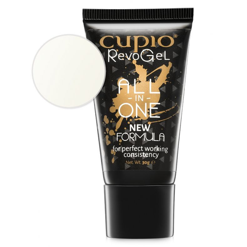 Cupio RevoGel Milky White 30 ml