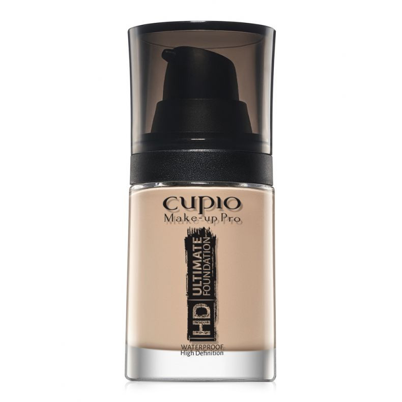 Cupio Foundation Ultimative HD - Creamy Nude 14 30ml