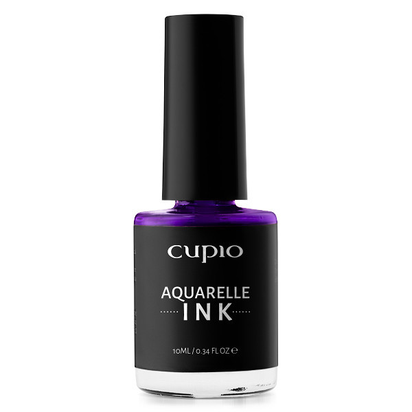 Cupio INK Aquarelle - Purple