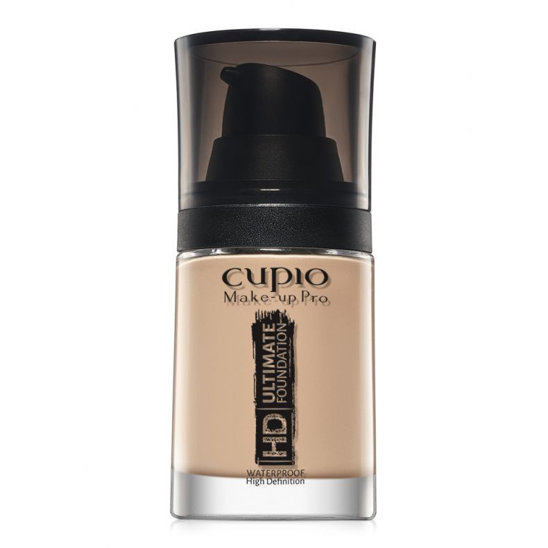 Cupio Foundation Ultimative HD - Natural 12 30ml