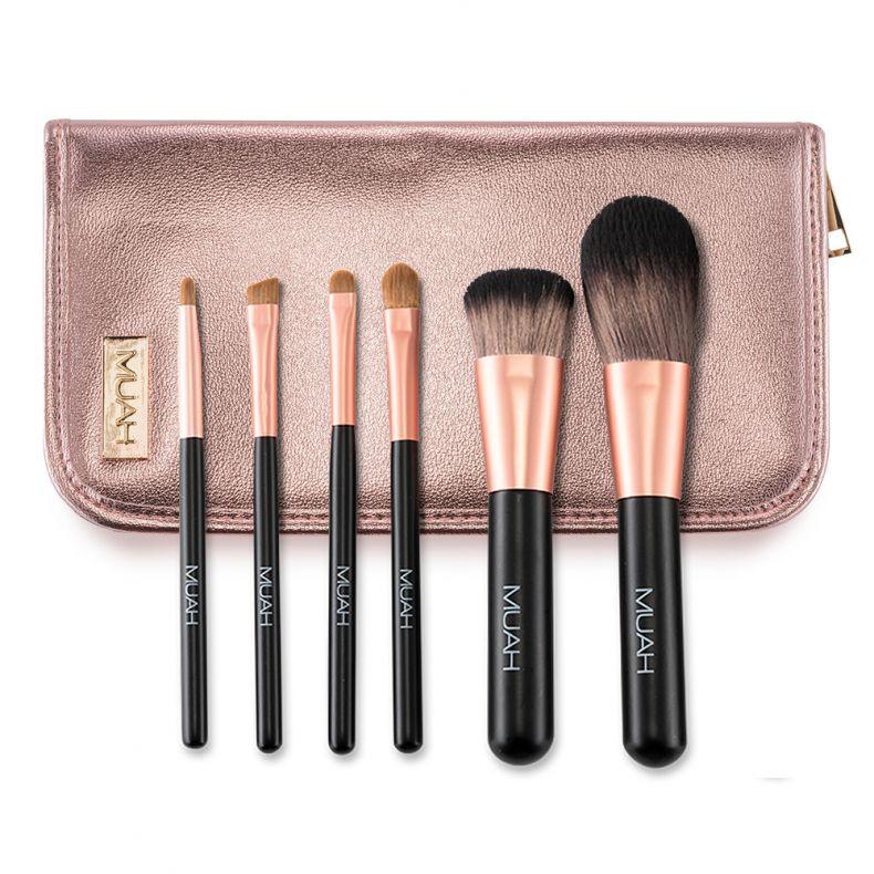 Cupio MUAH Make-Up Pinsel 12er Set - Basic