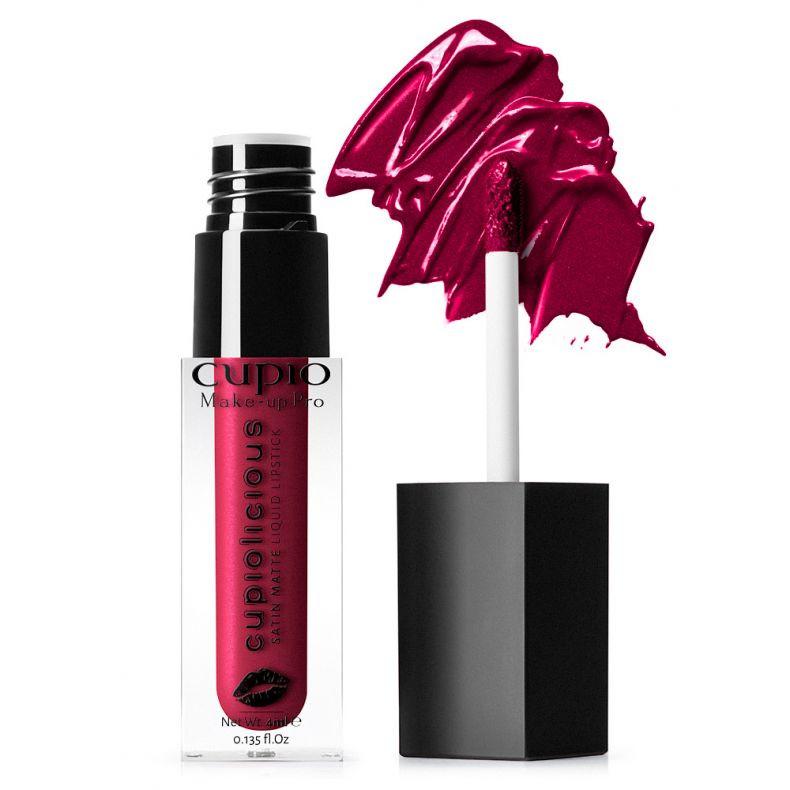 Cupio Liquid Matt Lippenstift - Cupiolicious Sour Cherry