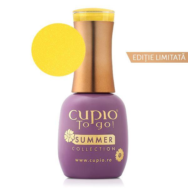 Cupio Gellack Summer Collection Sunflower 15 ml