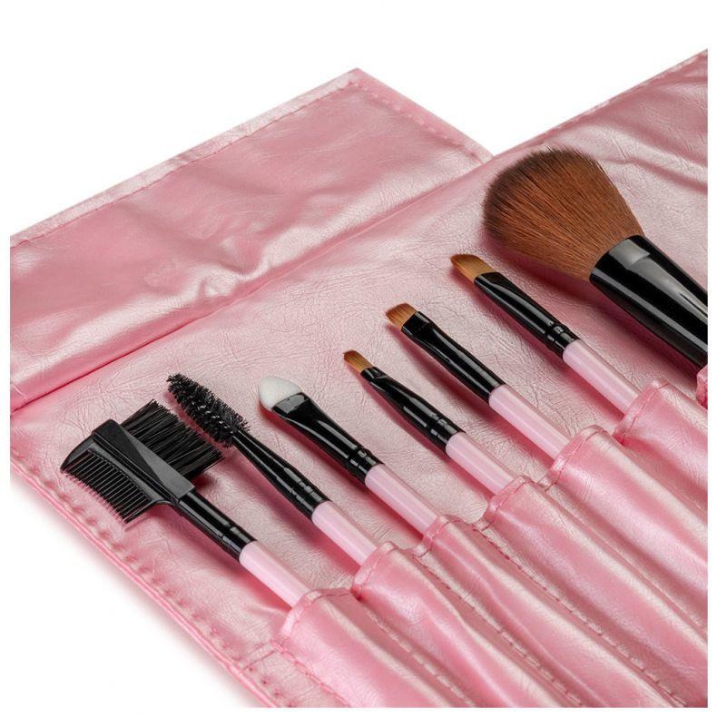 Make-Up Muah 7 Pinsel Set