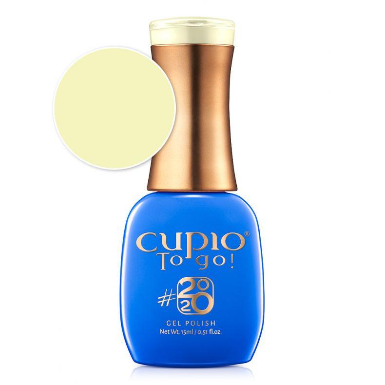 Cupio Gellack #2020 Collection - Yellow Iris 15 ml