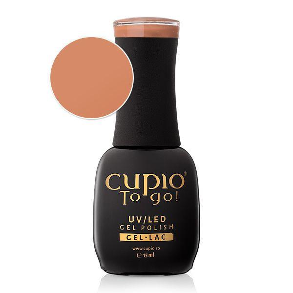 Cupio Gellack Hazel Peach 15 ml