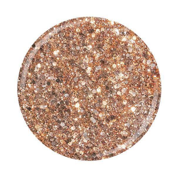 Cupio Glitzer Gel Superstar - Copper
