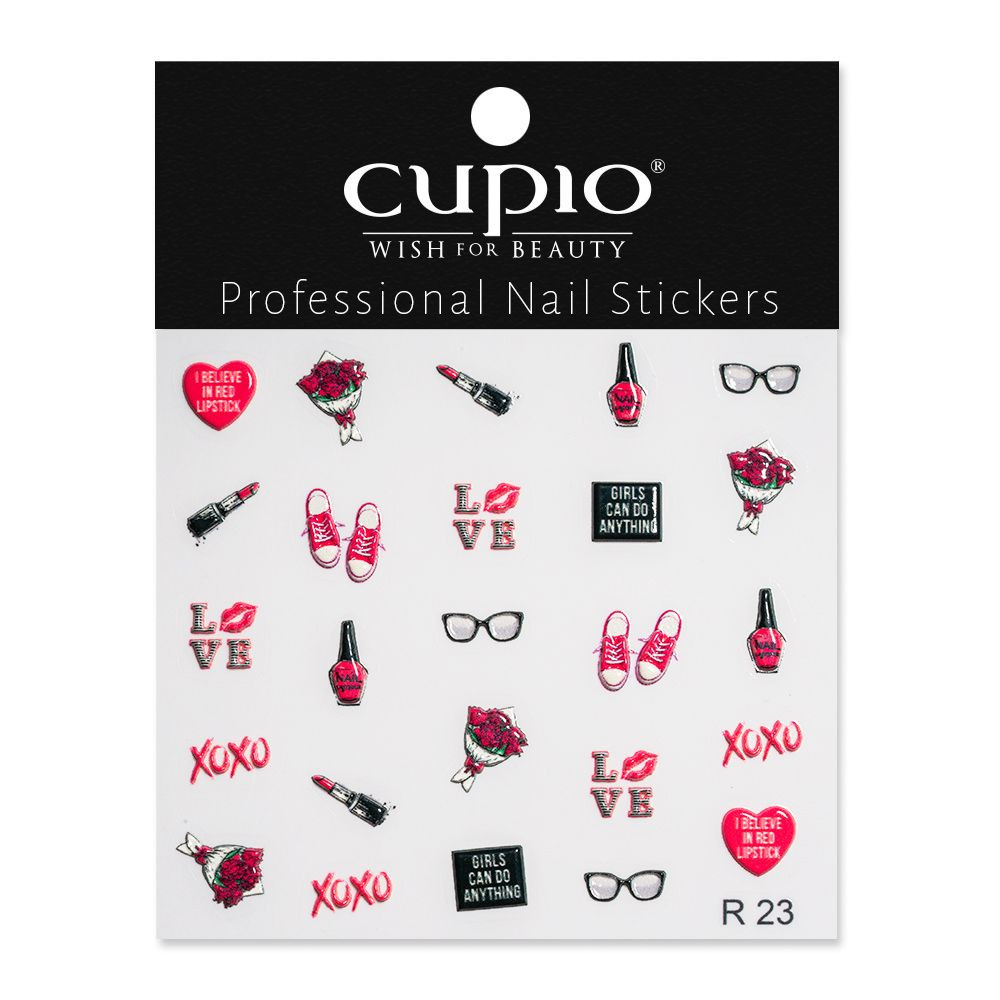 Cupio 3D Tattoo R23