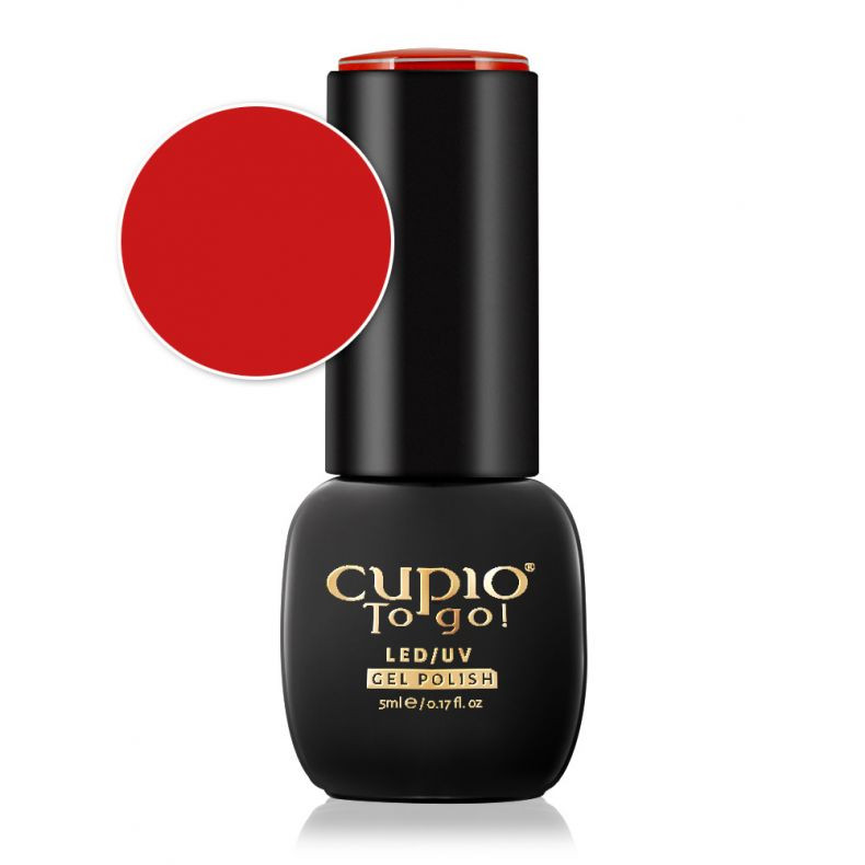 Cupio Gellack Baby Chilli Red 5 ml