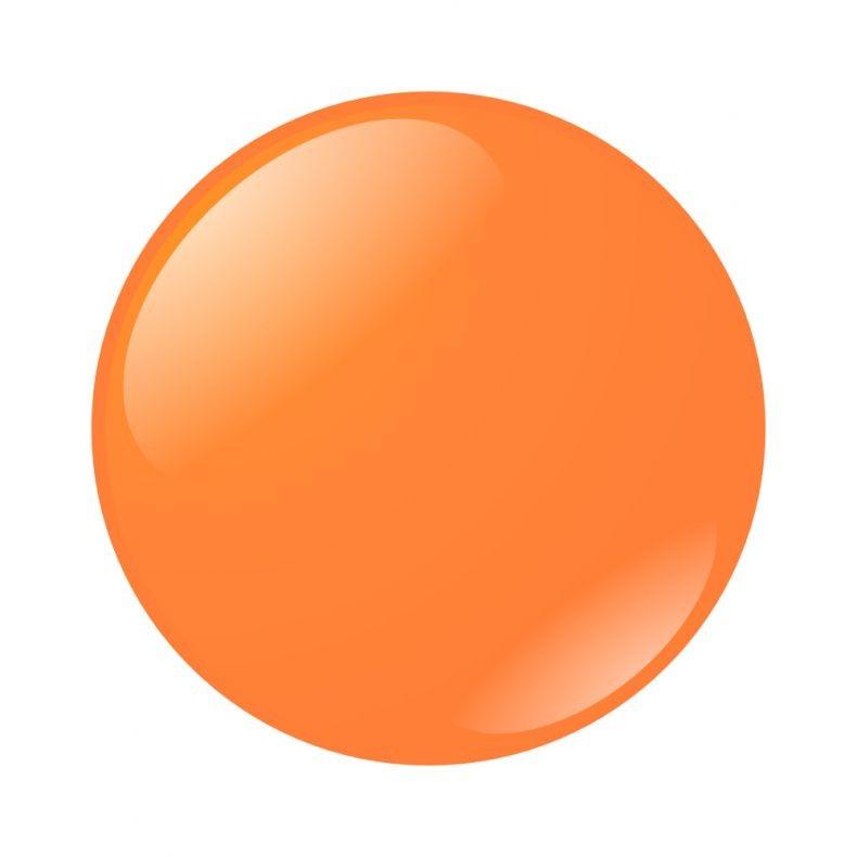 Cupio Painting Gel One Stroke Pastel Orange