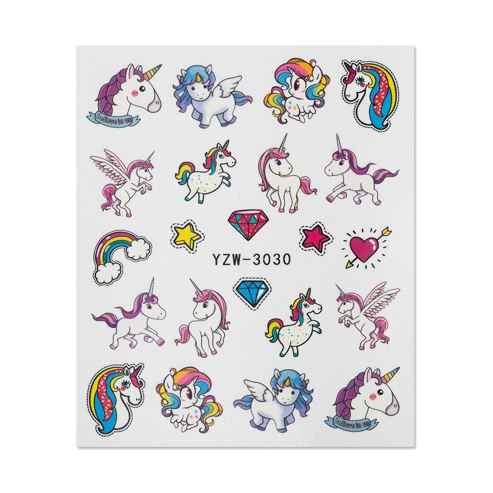 Cupio Nail Art Tattoo - YZW-3030
