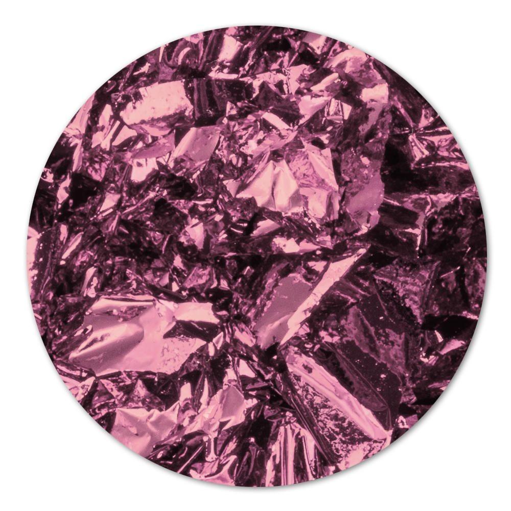Ornament Nagelfolie Pinkish