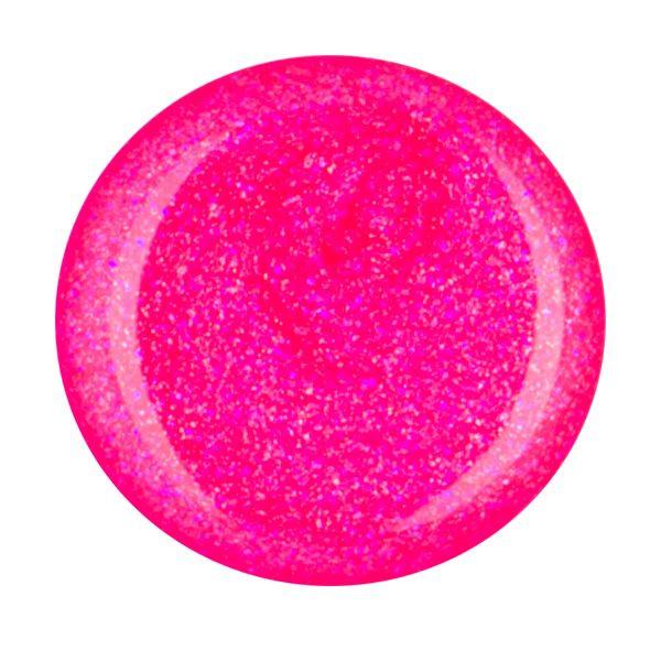 Cupio Glitzer Color Gel Neon Magic Pink