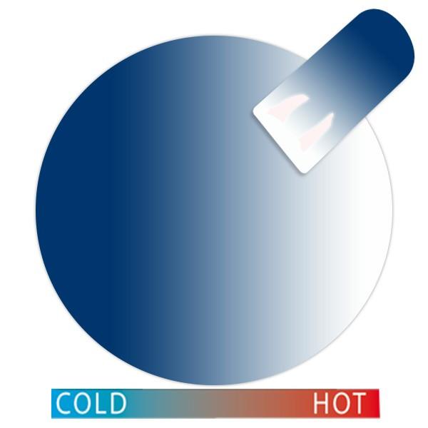 Cupio Thermo Gel Blue-White