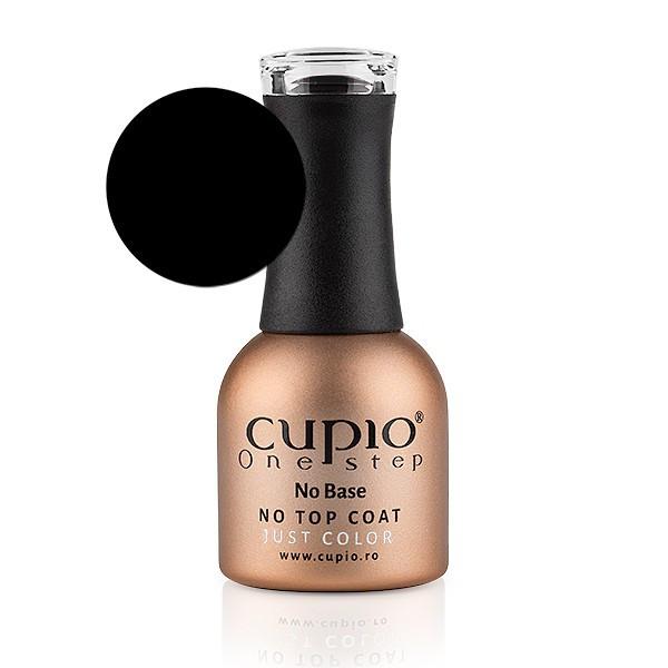 Cupio 3-in-1 Gellack - Black R001- 15 ml