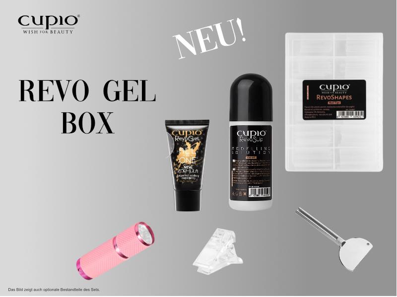 Cupio RevoBox RevoGel Acrylgel Polygel Set