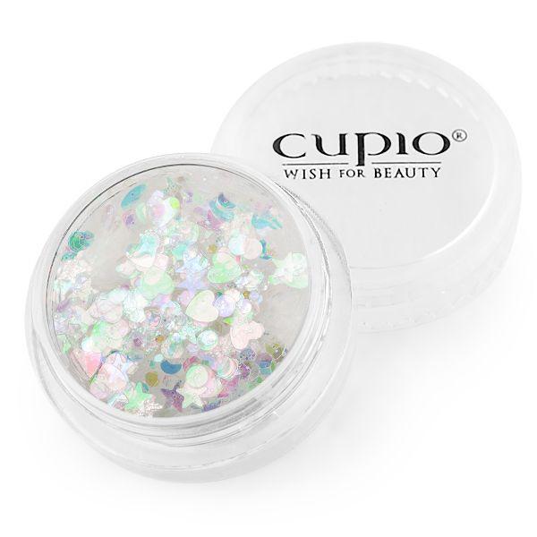 Cupio Pailletten Icy Star