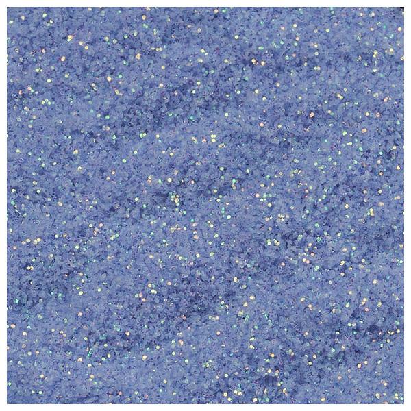 UV Premium Glitzer Blue