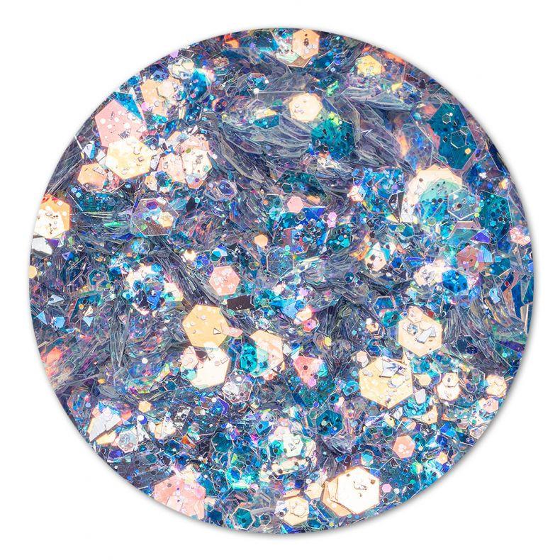 Cupio Pailletten Glam Quartz