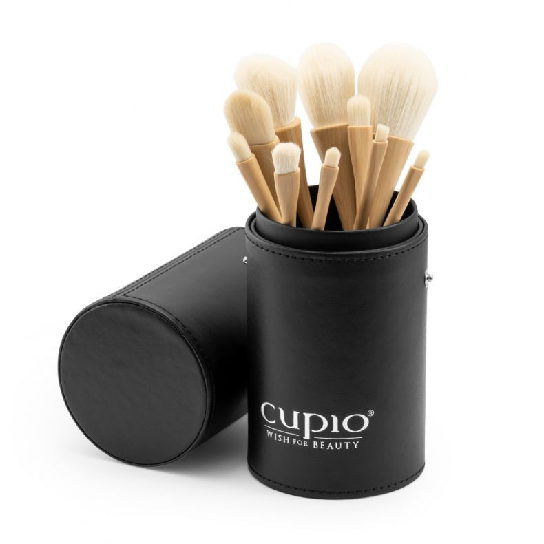 Pensule make-up Cupio Basic set 10
