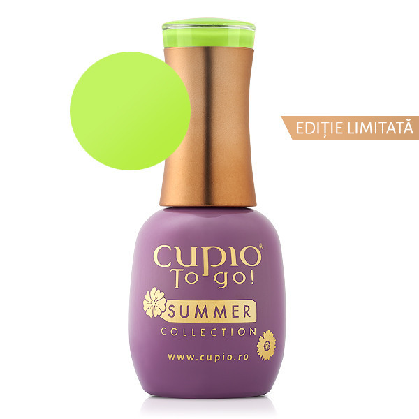 Cupio Gellack Summer Collection Sun and Fun 15 ml