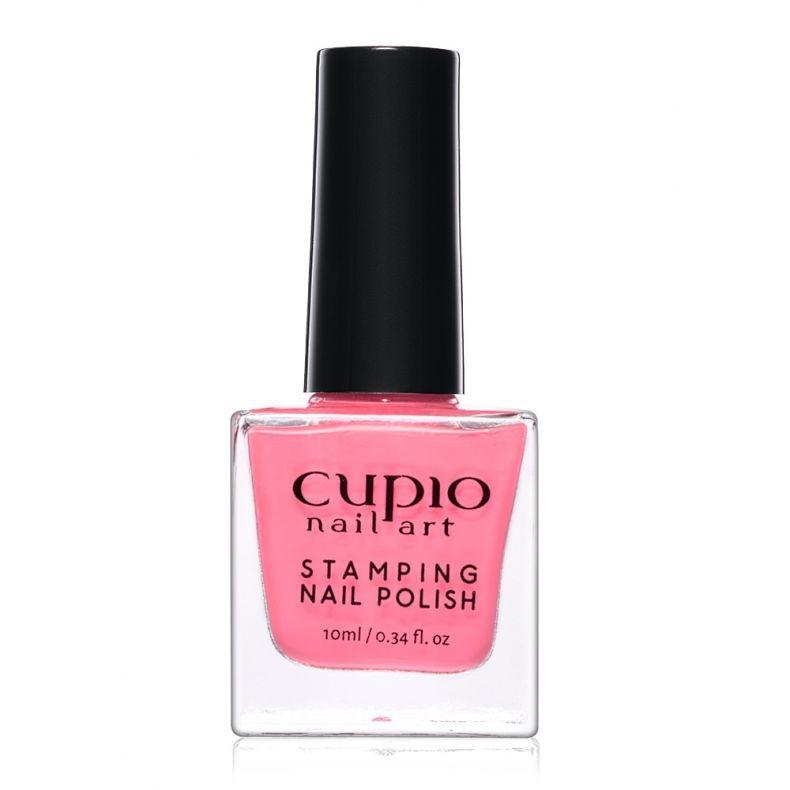 Stamping Nagellack - Warm Pink 10 ml