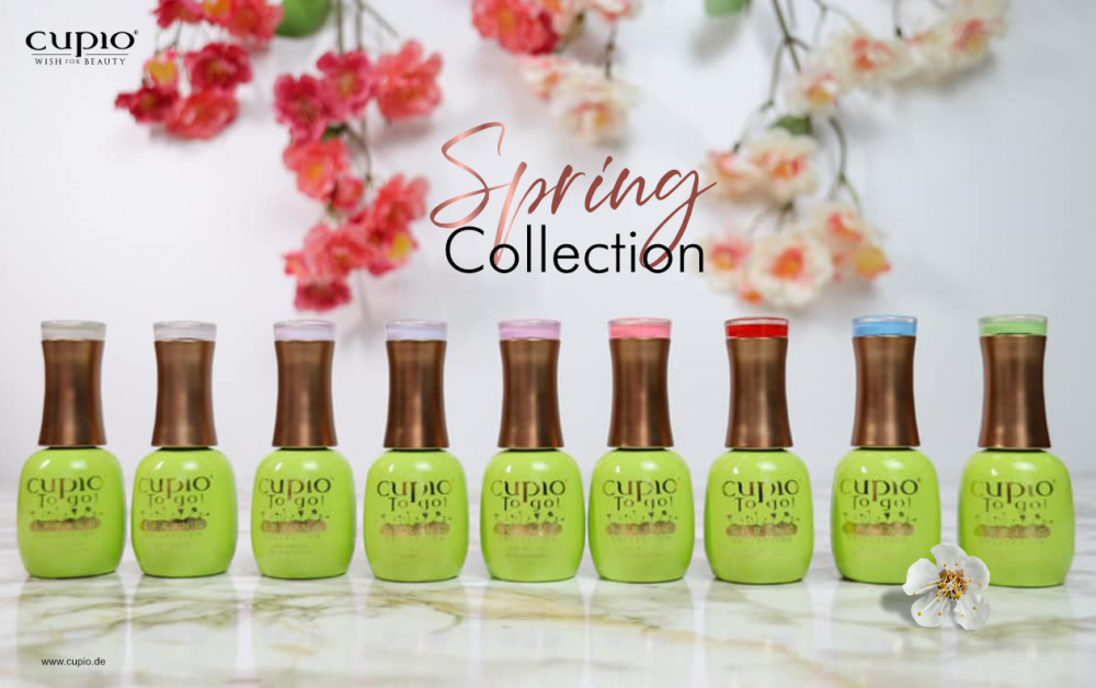 Cupio Spring Collection 9er Set