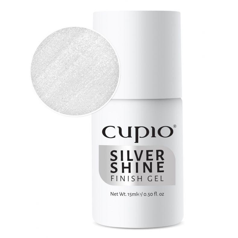 Finish gel Silver Shine 15ml