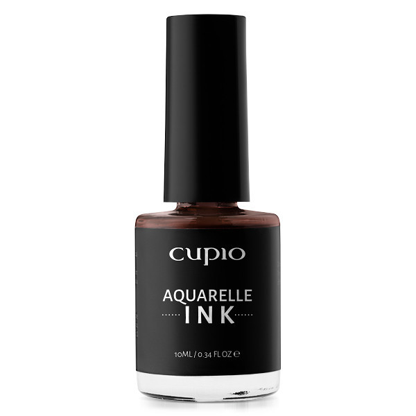 Cupio INK Aquarelle - Brown