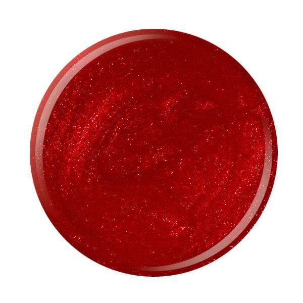 Glitzer Gel Exquisite Cupio Red Bottom