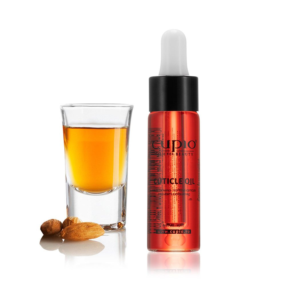 Nagelhautöl mit Pipette Amaretto 15ml