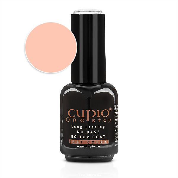 Cupio 3-in-1 Gellack - Nude R013 - 15 ml