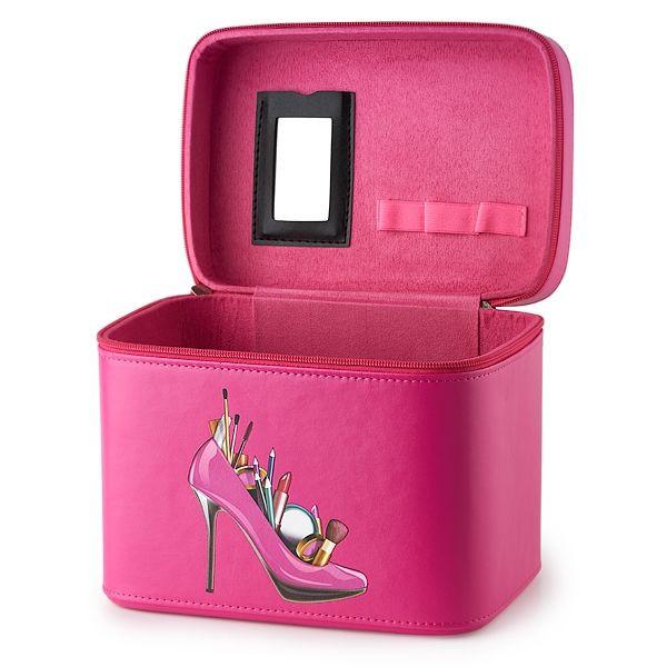 Cupio Kosmetik Tasche Pink - 2er Set