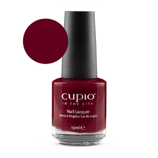 Nagellack Cupio in the City - Singapore 15 ml