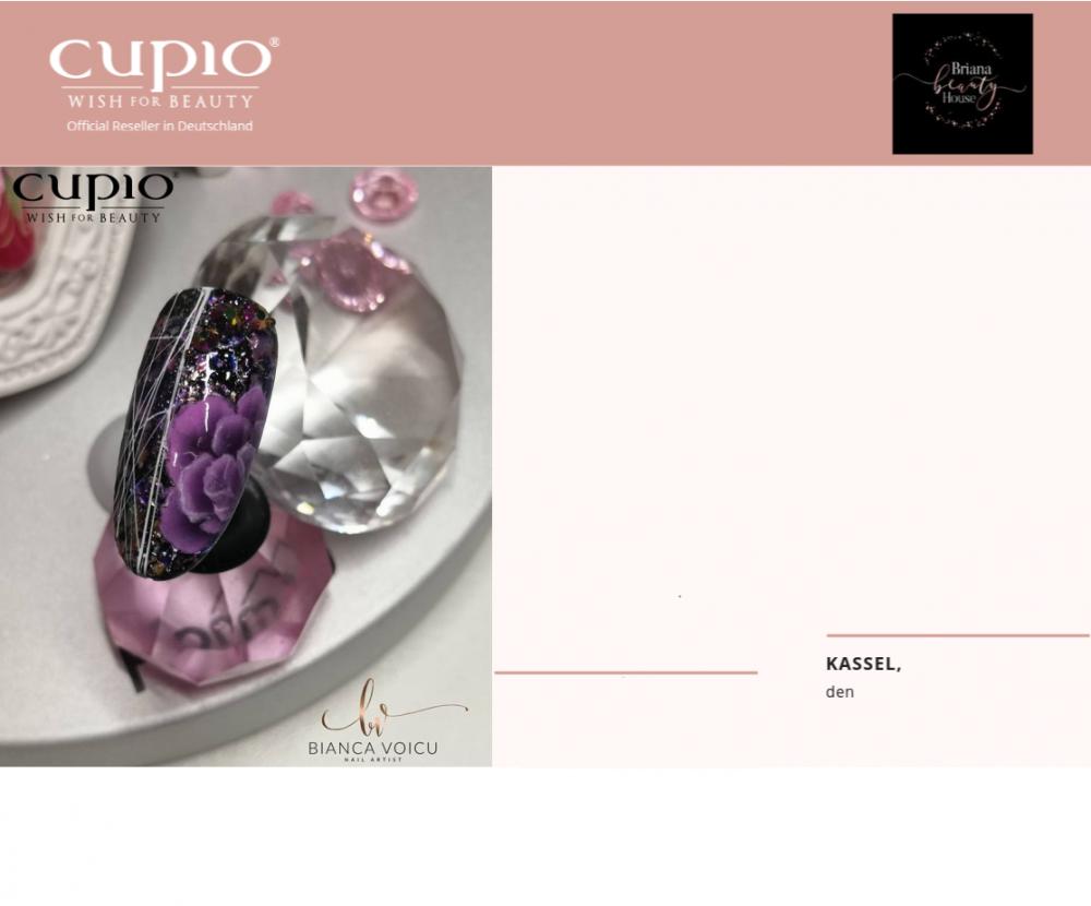 "Seminar ""Cupio Nail Art"""