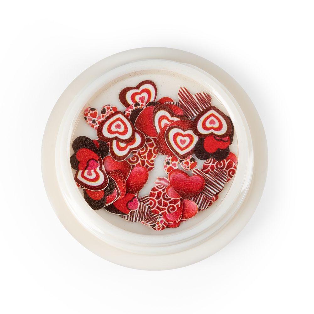 Nail Art Ornamenten - Love 09