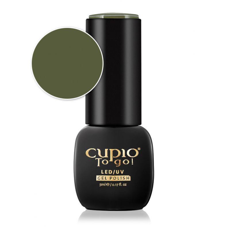 Cupio Gellack Baby Khaki Crush 5 ml