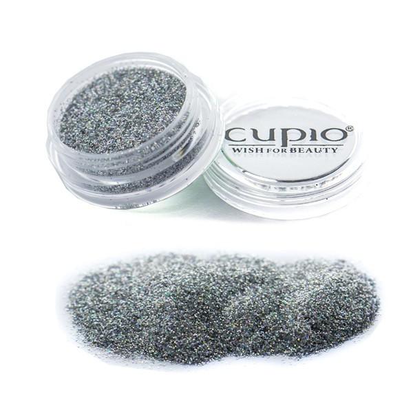 Sclipici holografic Silver
