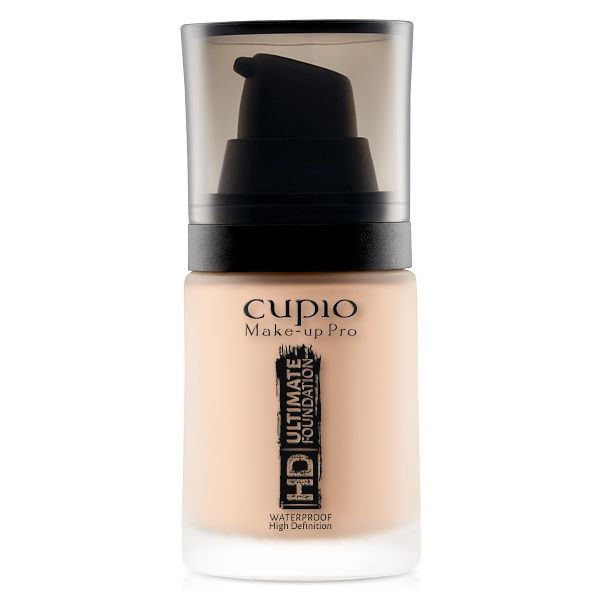 Cupio Foundation Ultimate HD - Honey Beige 06