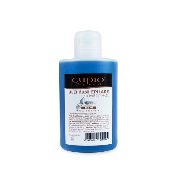 Pflege Öl Menthol 250 ml