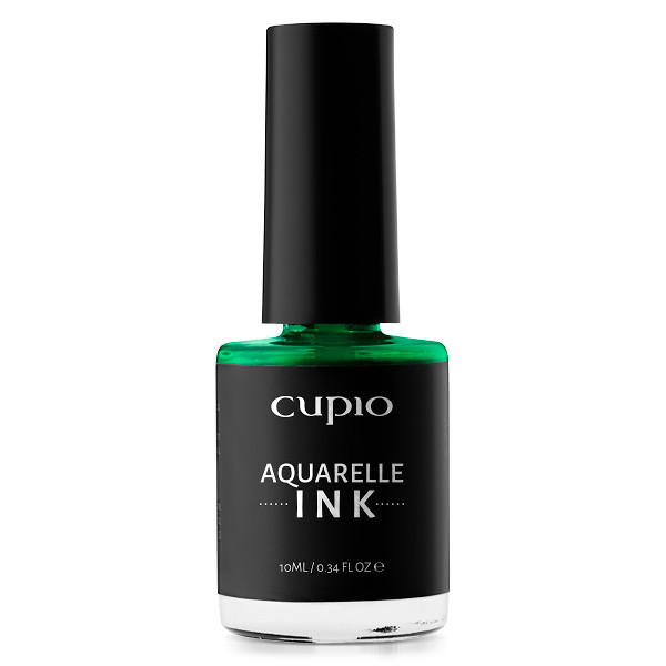 Cupio INK Aquarelle - Green