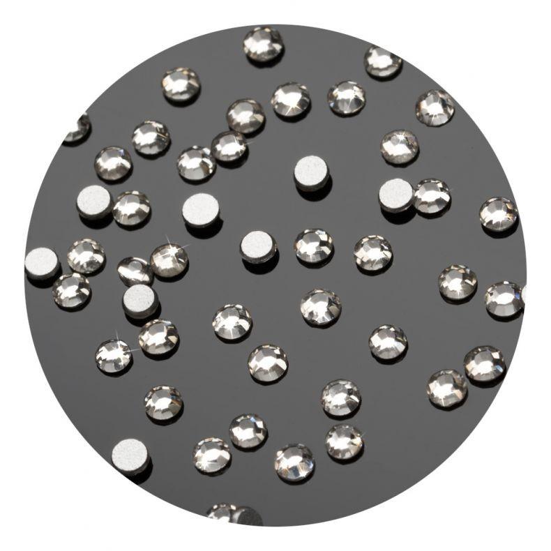 Nail Art Pinx Nagelkristalle. SS4 Clear 50 Stk