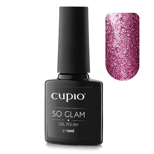 Cupio Gellack So Glam - Pink Bling 10 ml