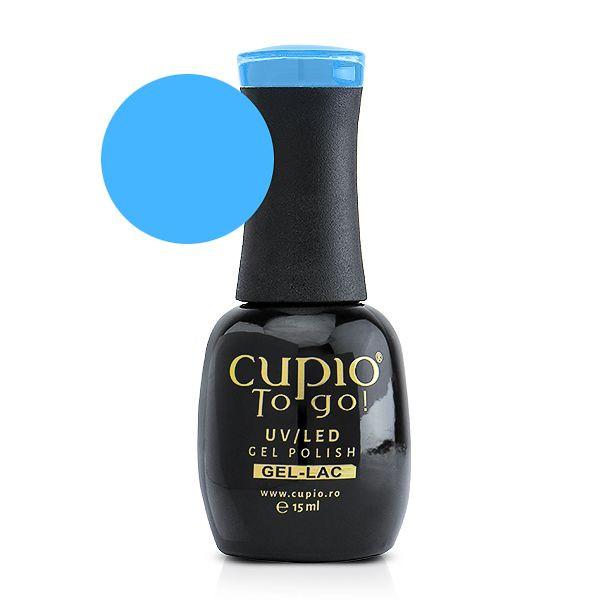 Cupio Gellack Cobalt Blue 15 ml