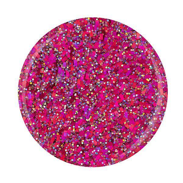 Cupio Glitzer Gel Supreme Glitter Pink