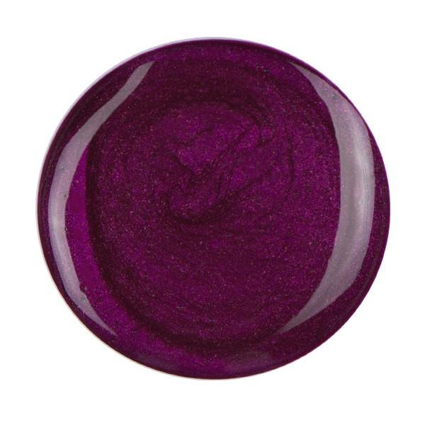 Cupio Glitzer Gel Dark Lilac