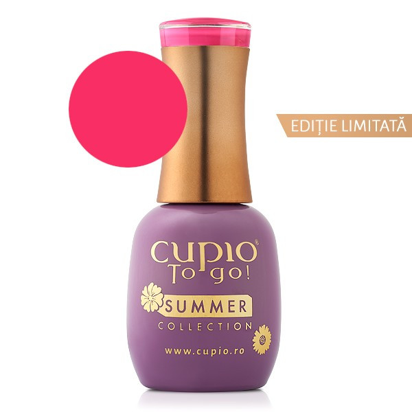 Cupio Gellack Summer Collection Pool Party 15 ml