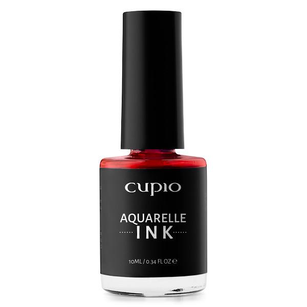Acuarela lichida Aquarelle INK Cupio - Rosu