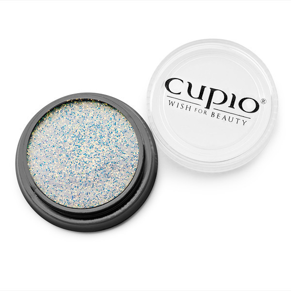 Cupio Fein Premium Glitzer Blau